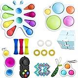 Sweetone Giocattoli Sensoriali, 18 pezzi Set di giocattoli Fidget, Fidget Toy Packs, Set di...