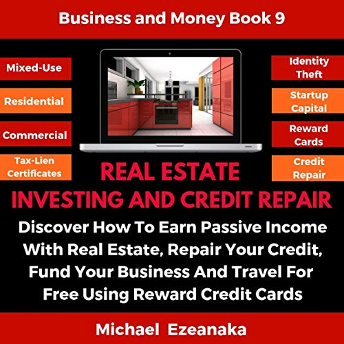 Page de couverture de Real Estate Investing and Credit Repair