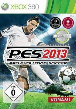 Pro Evolution Soccer 2013X de caja 360