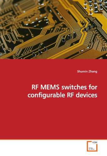 RF MEMS switches for configurable RF devices