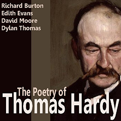 The Poetry of Thomas Hardy audiobook cover art