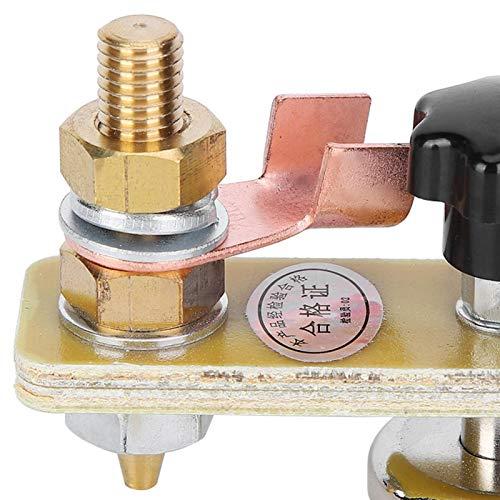 Soldadura Cabeza magnética Soldadura Soldadura Conexión a tierra Herramienta de conexión Soldadura para enlazar para soldadores