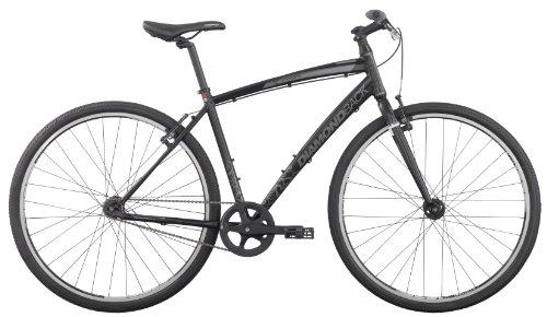 Diamondback 2013 Insight STI-1 Performance Hybrid Bike with 700c Wheels  (Black, 17-Inch/Medium)