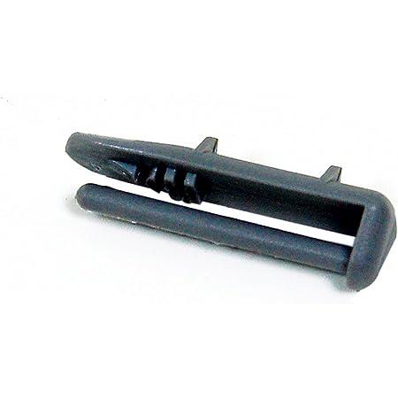 Beko 1880580400Belling Diplomat Flavel Leisure Bouchon arrière de rail de lave-vaisselle