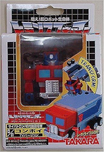 Transformers Chor Q Robokonboi TV Version (japan import)