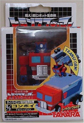 Transformers Choro Q Robokonboi TV Version (japan import)