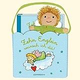 Zehn Englein wünsch ich dir!: Geschenktäschchen mit Buch und Schutzengelpuppe