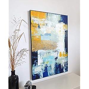 50x75cm Malerei Acryl auf Leinwand moderne abstrakte Kunst modernes Design Malerei moderne Acrylbilder auf Leinwand…
