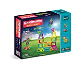 Magformers Neon 70 Pieces Rainbow neon Colors, Educational Magnetic...