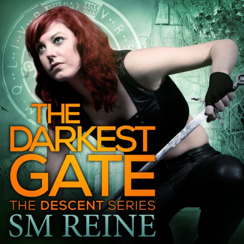 The Darkest Gate audiobook cover art