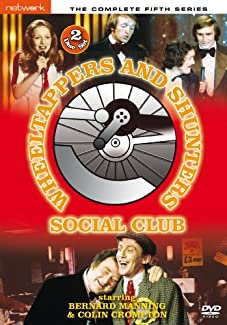 Wheeltappers And Shunters Social Club - The Complete Fifth Series