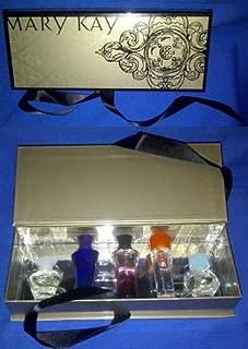 Mary Kay set of 5 miniature fragrances - Journey, Belara, Bella Belara, Velocity, Thinking of You