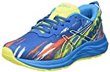 Asics Gel-Noosa Tri 13 GS, Road Running Shoe, Reborn Blue/Sour Yuzu, 37 EU