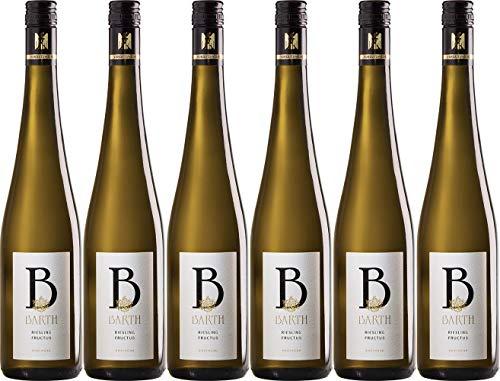 Barth Wein- und Sektgut Riesling Fructus VDP.Gutswein 2020 Feinherb Bio (6 x 0.75 l)