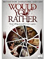 Would You Rather [DVD] [Import]