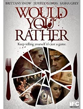 would you rather dvd
