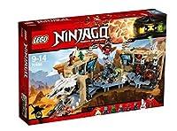 LEGO[レゴ] 2016 LEGO Ninjago Samurai X Cave Chaos 70596 (並行輸入品)