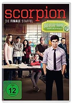 Scorpion - Season 4 [DVD] [2018]