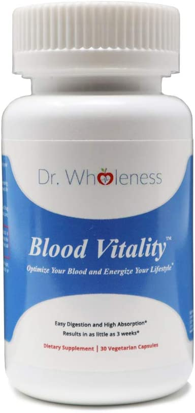 Blood Vitality - Daily Iron and Austin Mall Multivitamin Max 60% OFF Supplement Boost