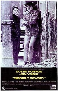 Midnight Cowboy POSTER Movie (27 x 40 Inches - 69cm x 102cm) (1969)