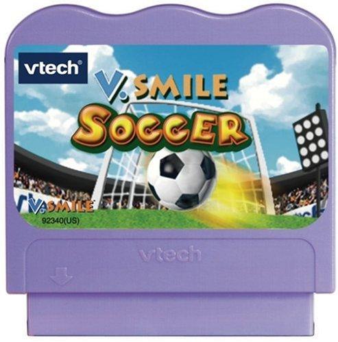 VTech 80-092824 - V.Smile Lernspiel Fußball Schule