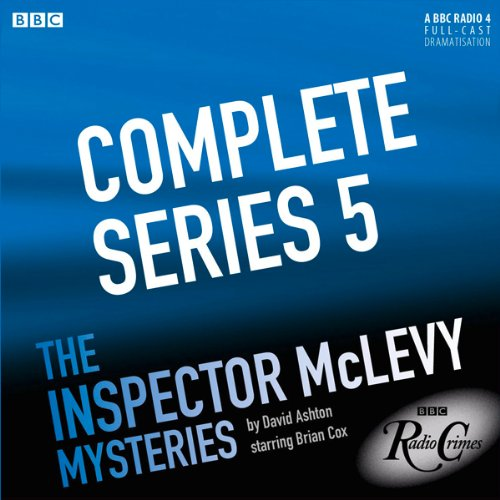 McLevy audiobook cover art