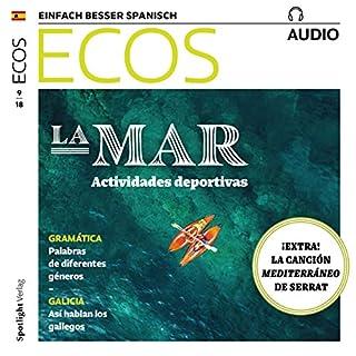 ECOS Audio - La mar, actividades deportivas. 9/2018 Titelbild