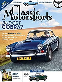 classic motor sports magazine