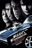 Fast and Furious 4 – Imported Movie Wall Poster Print –
