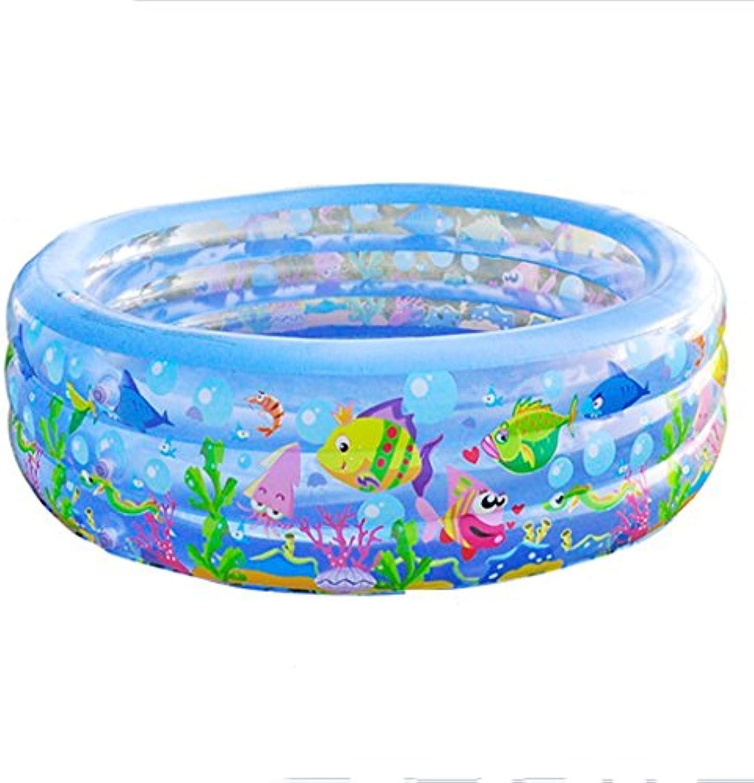 Aufblasbarer Swimmingpool Quadratische Badewanne Erwachsene Badewanne Verdickung Familien Pool Kinderbadewanne