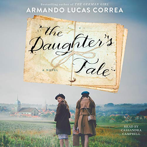 The Daughter's Tale audiobook cover art
