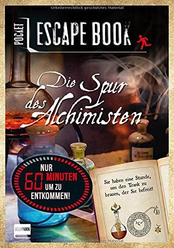 Pocket Escape Book (Escape Room, Escape Game): Die Spur des Alchimisten