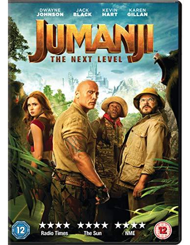 Jumanji: The Next Level [UK Import]