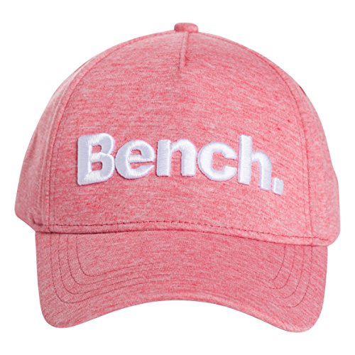 Bench Unisex Branded Classic Baseball Cap, Rosa (Brandied Apricot Marl Bros B04 Ma1125), One Size (Herstellergröße: -)
