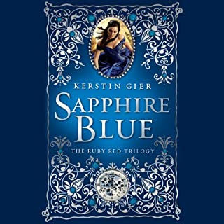 Sapphire Blue     The Ruby Red Trilogy, Book 2              By:                                                                                                                                 Kerstin Gier,                                                                                        Anthea Bell (translator)                               Narrated by:                                                                                                                                 Marisa Calin                      Length: 8 hrs and 57 mins     1,019 ratings     Overall 4.4