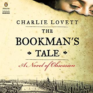 The Bookman's Tale audiobook cover art