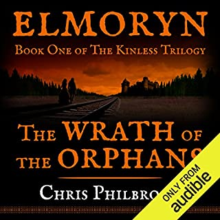 The Wrath of the Orphans audiobook cover art