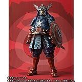 Maisho Manga Realization Samurai CAPAIN America Figure