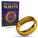 Magic Makers Magic Ring Master DVD with Ben Salinas - Magic Ring Included!