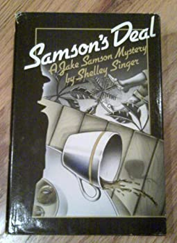 Samson's Deal 0312698496 Book Cover