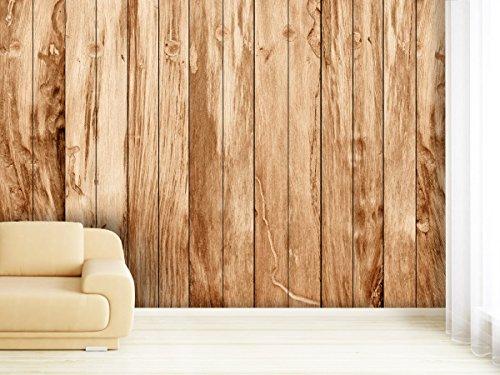 Fototapete Teak Wood - weitere Größen und Materialien wählbar - DEUTSCHE Profi QUALITÄT von Trendwände