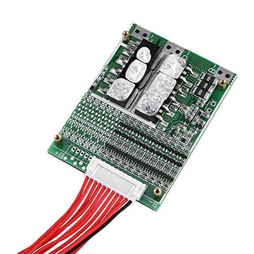 36V 35A 10Series BMS PCB Batterie Schutzbrett mit Ausgleichfunktion für Li-Ionen-Akku Zelle Pack