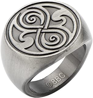 Doctor Who Seal Of Rassilon Ring