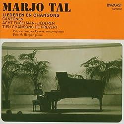Marjo Tal: Liederen en Chansons