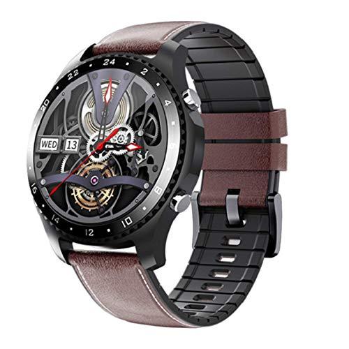 Smart Watch Bluetooth Llamar A Los Hombres Y Las Mujeres IP67 Monitoreo De Sueño Impermeable A Prueba De Agua Presión Arterial Fitness Sports Watch Android CK30,A