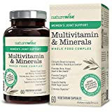 NatureWise Women's Multivitamin Whole Food Complex with Joint Support |...