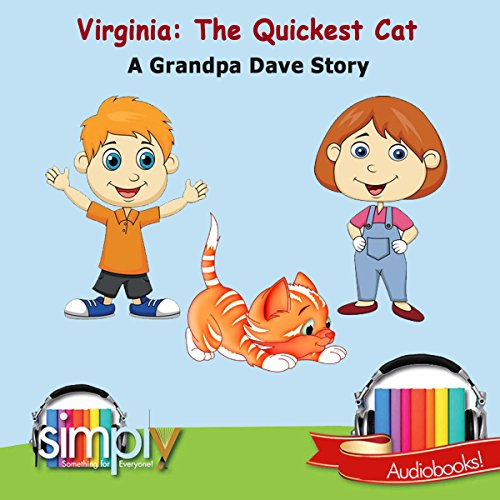 Virginia: The Quickest Cat cover art