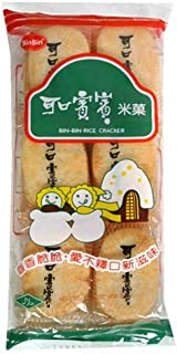 Bin Bin Rice Crackers, 3.73-Ounce Pack (Pack of 30)