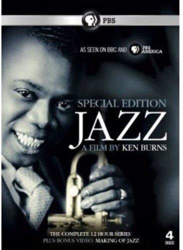 Jazz - A Film by Ken Burns - 4 DVD BOXSET [Region 2 UK] [UK Import]