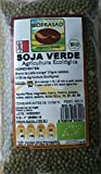 Bioprasad - Soja Verde Bio 500 Gramos - Sin Gluten Sin Lactosa - Procedente De Agricultura Ecológica